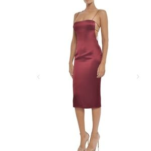 MISHA COLLECTION SARA MIDI DRESS